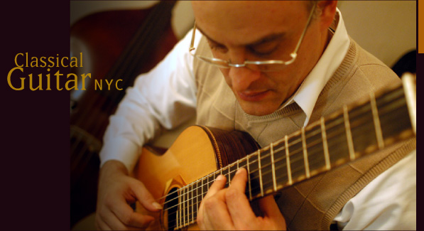Classical Guitar NYC
